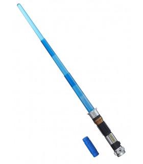 Sable de Obi-Wan Kenobi Extensible y Eléctronico BladeBuilders - Star Wars