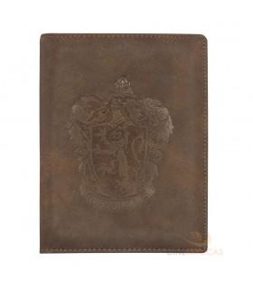 Cartera para el pasaporte escudo Gryffindor - Harry Potter