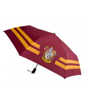Paraguas plegable logo Gryffindor - Harry Potter
