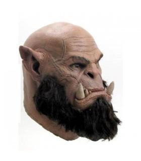 Máscara de Orgrim Doomhammer Deluxe - World of Warcraft