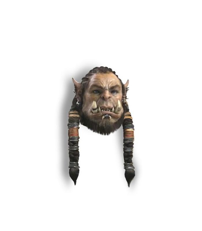 Máscara de Durotan Deluxe - World of Warcraft