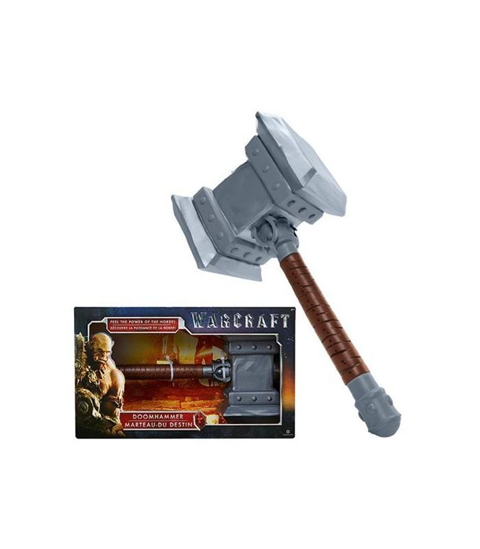 Réplica en PVC del Martillo Maldito (DoomHammer )- World of Warcraft