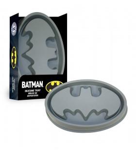 Molde de silicona para bizcocho emblema Batman - DC Comics