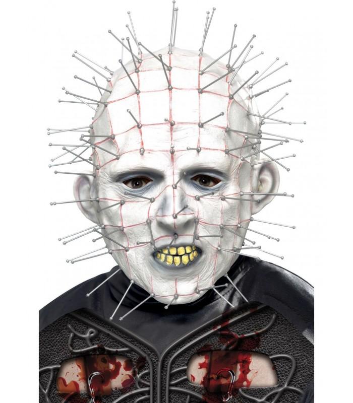 Disfraz con máscara Pinhead - Hellraiser
