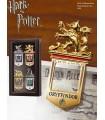 Puntos de Libro (marcapáginas) Harry Potter - Set de 4