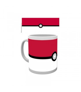 Taza Pokeball - Pokemon