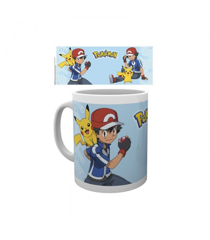 Taza Ash - Pokemon