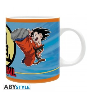 Taza Goku y Krilin - Dragon Ball