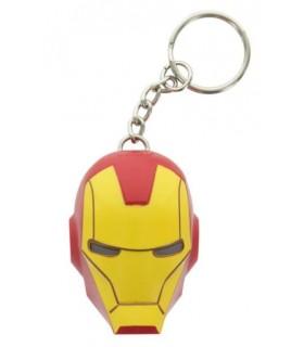 Llavero con luz Iron Man - Los Vengadores