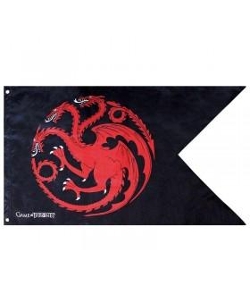 Bandera Targaryen - Juego de Tronos