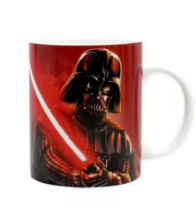Taza de cerámica Stormtrooper y Darth Vader - Star Wars