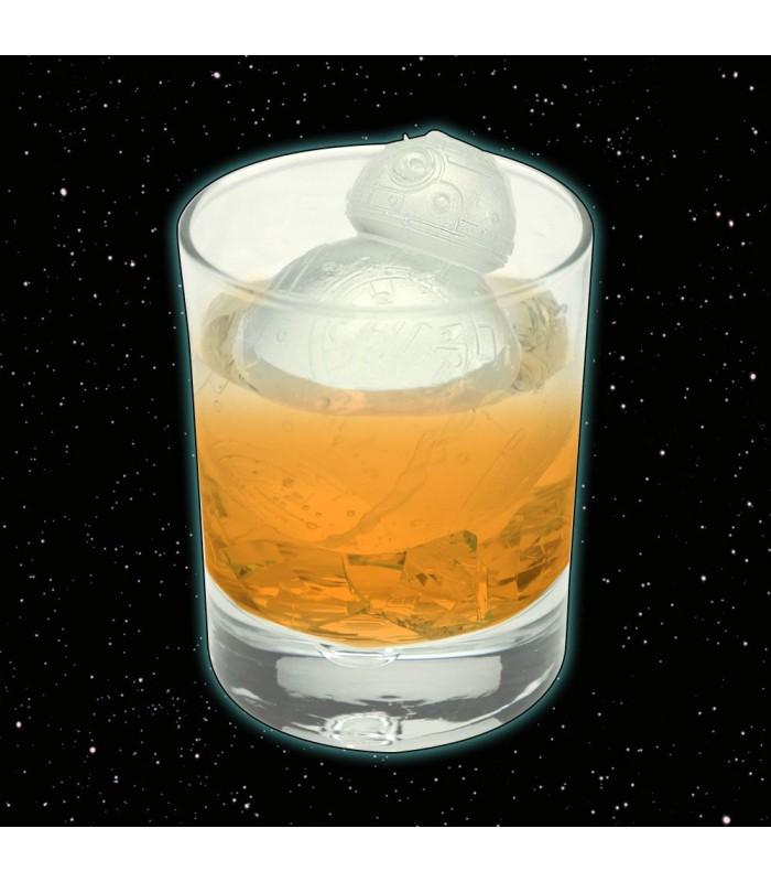 Cubitera Molde Silicona BB-8 - Star Wars