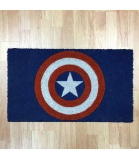 Felpudo Escudo Capitán América - Los Vengadores