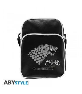 Bolsa con bandolera Stark - Game of Thrones