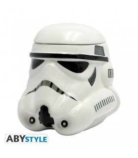Taza de cerámica 3D Stormtrooper - Star Wars
