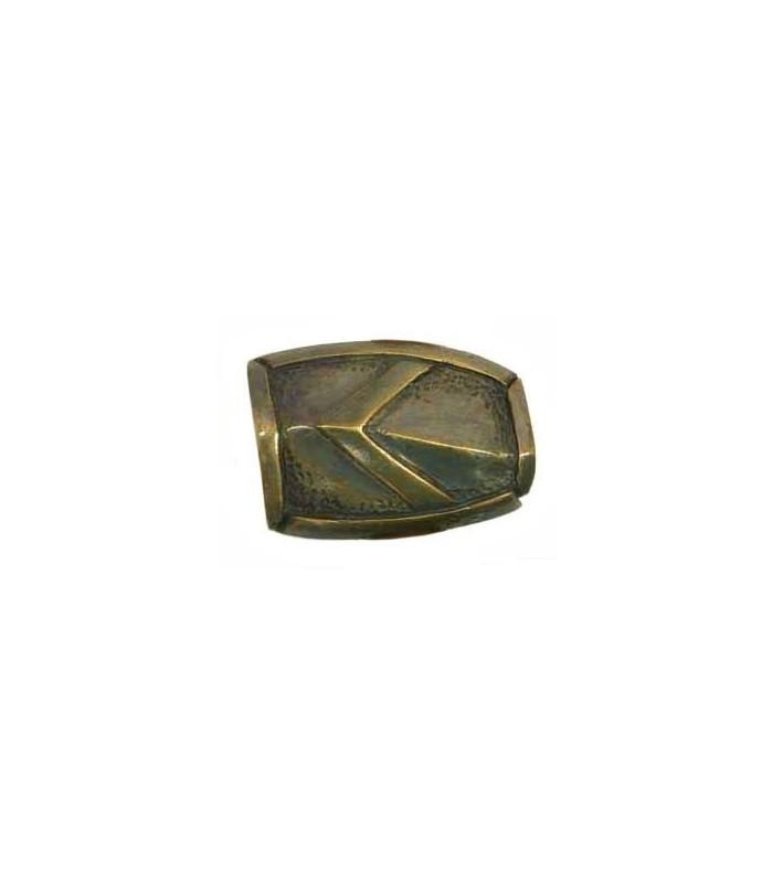 Broche de Leónidas de Esparta Replica Escala 1:1 MUSEUM EDITION