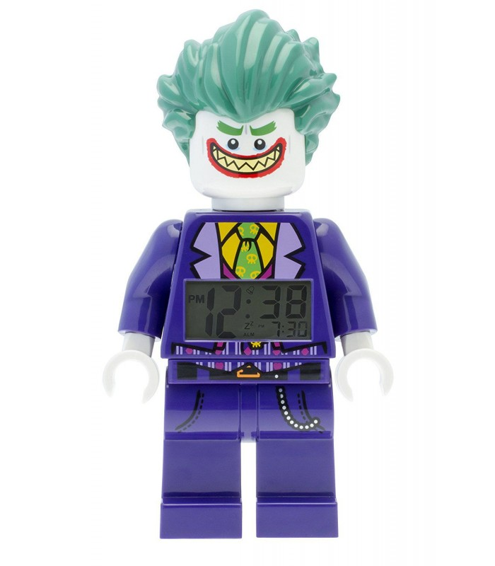 Despertador LEGO Joker - Batman: La LEGO película