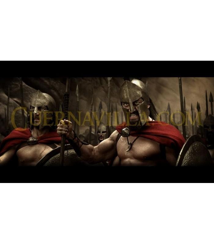 """Colgante """"Diente de Lobo"""" de Leónidas de Esparta Escala 1:1 M.E."""