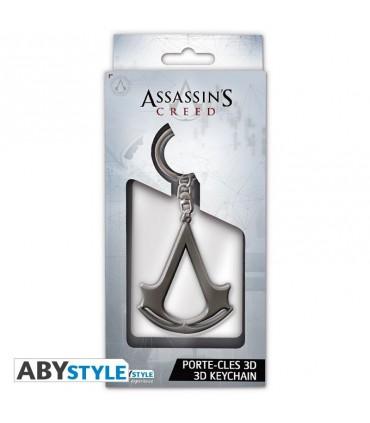 Llavero emblema en 3D - Assasins Creed