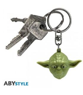 Llavero en 3D Yoda - Star Wars