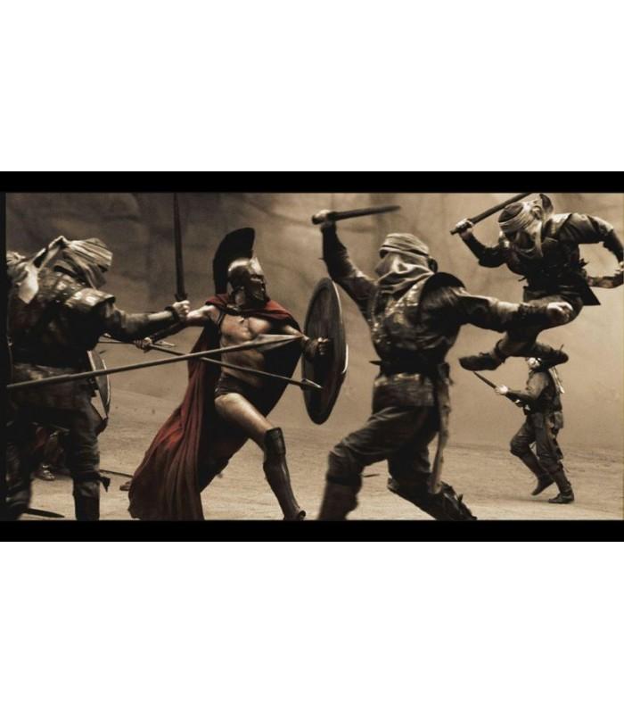 Brazales (Armadura) de Leónidas Esparta Replica MUSEUM EDITION
