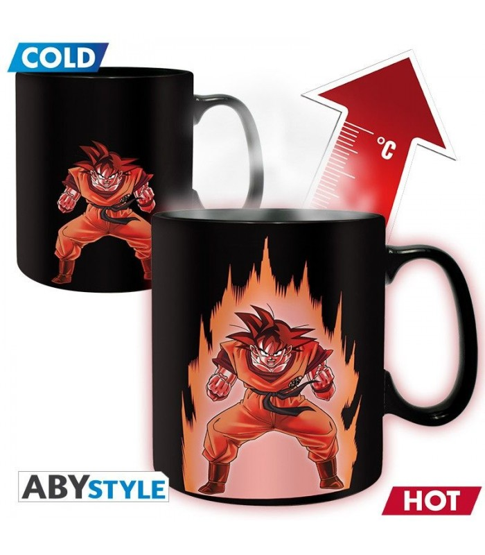 Taza térmica Goku - Dragon Ball