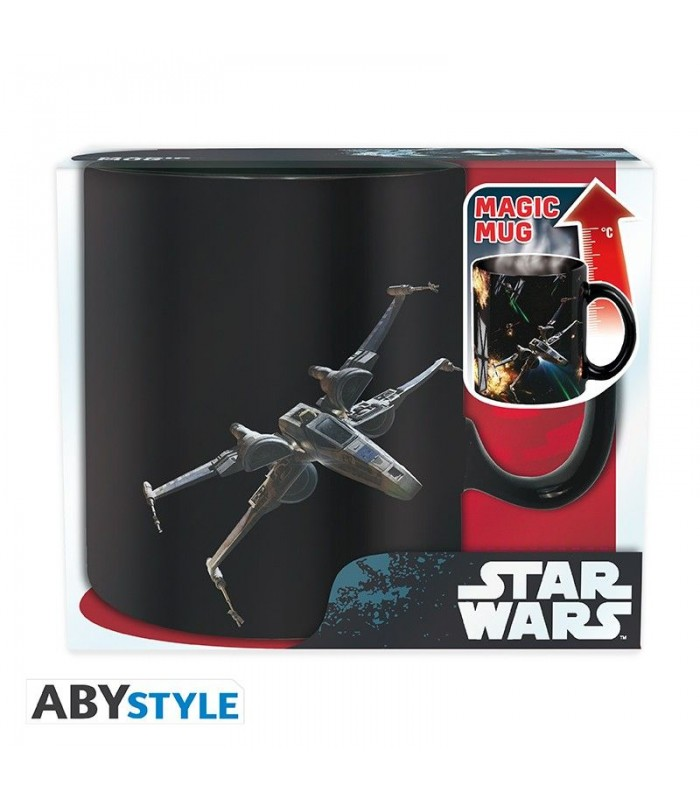 Taza térmica de cerámica X-Wing - Star Wars