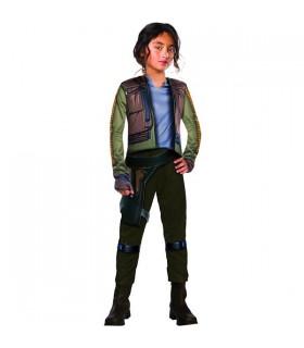 Disfraz infantil Jyn Erso - Rogue One