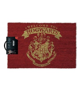Felpudo Welcome Hogwars - Harry Potter