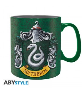 Taza grande Slytherin - Harry Potter