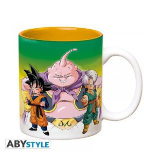 Taza térmica Son Goten, Trinks y Buu - Dragon Ball