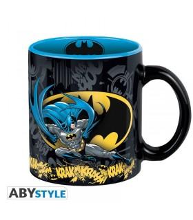 Taza de cerámica Batman en acción - Batman