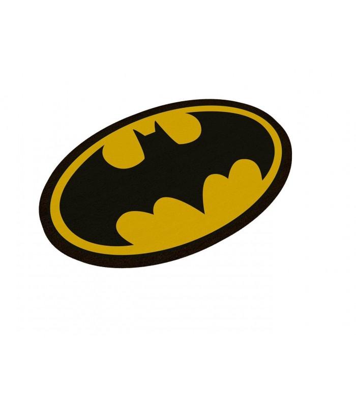 Felpudo oval - Batman