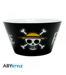 Bol Jolly Roger Sombreros de Paja - One Piece