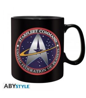 Taza Mando de la Flota Estelar - Star Trek
