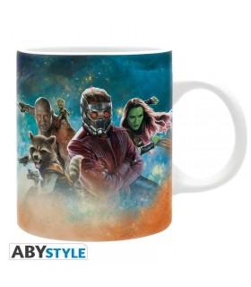 Taza de cerámica Galaxia de colores - Guardianes de la Galaxia