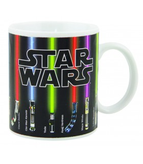 Taza térmica sables láser - Star Wars