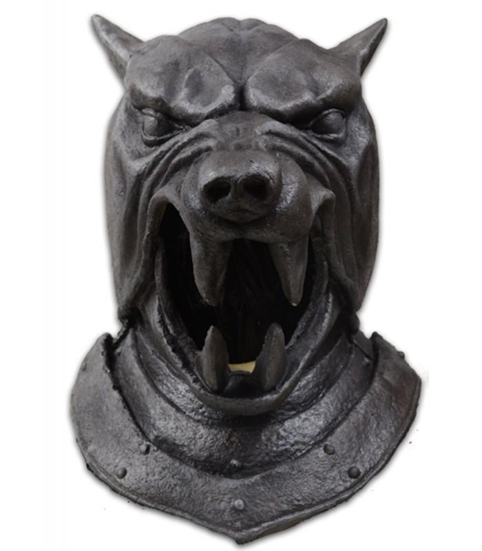 Máscara yelmo del Perro - Juego de Tronos