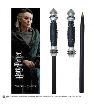 Set Punto de Libro y Bolígrafo Narcisa Malfoy - Harry Potter