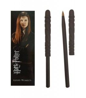 Set Punto de Libro y Bolígrafo Ginny Weasley - Harry Potter