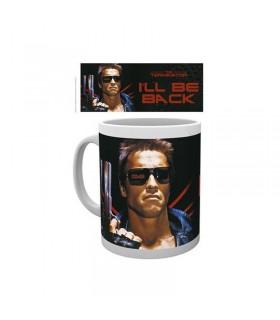 Taza I'll be back - Terminator