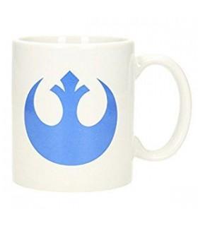 Taza emblema Alianza Rebelde - Star Wars