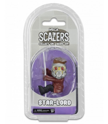 Mini figura Scalers Star Lord  - Guardianes de la Galaxia