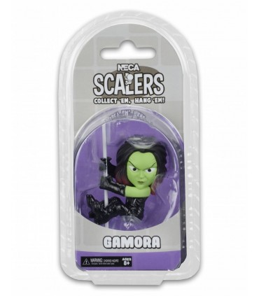 Mini figura Scalers Gamora  - Guardianes de la Galaxia