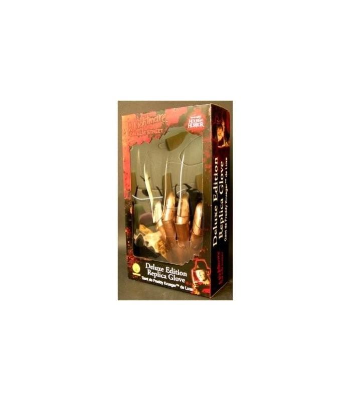 Guante Freddy Krueger Replica Deluxe Edition - Edición de Lujo