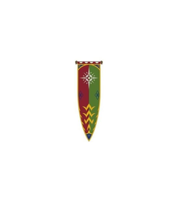 Estandarte Real de Rohan III - Edición Limitada