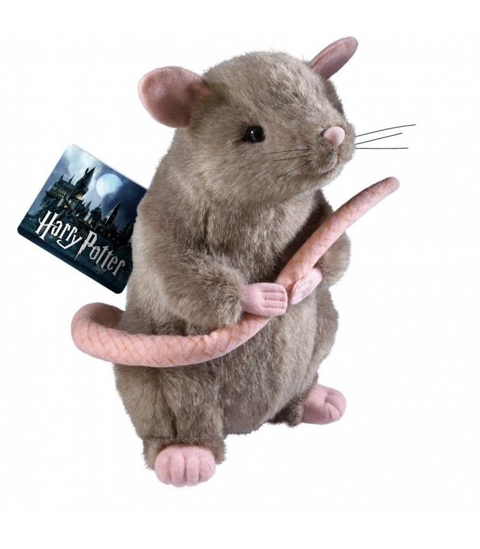 Peluche Scabbers 23 cm - Harry Potter