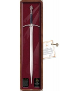"Espada de Gandalf ""Glamdring"", Museum Collection"
