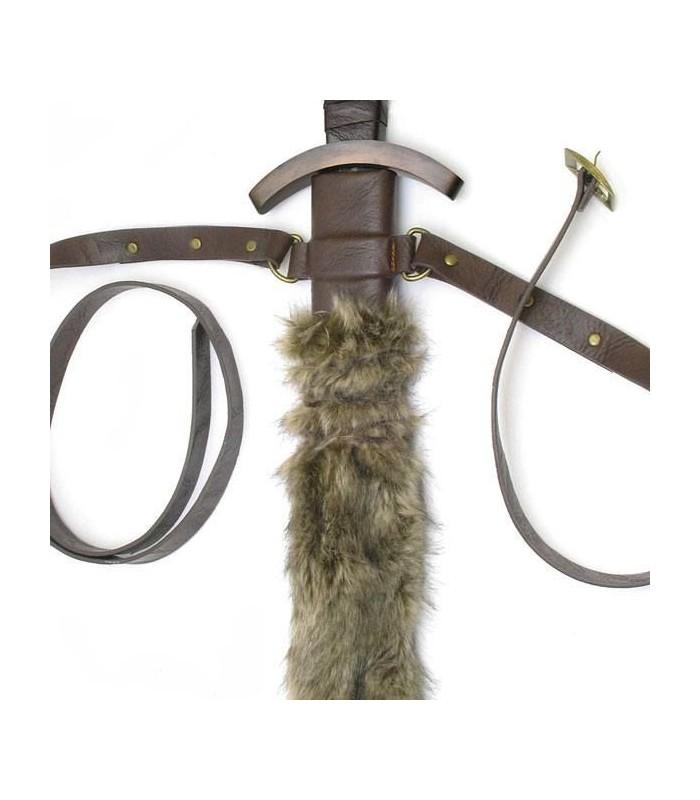 Vaina para la espada de Lagertha - Vikings