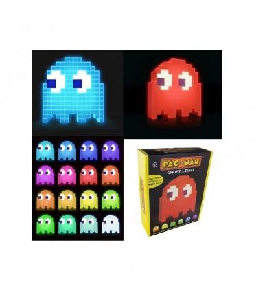 Lámpara LED fantasma - PAC-MAN